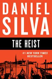 The Heist by Daniel Silva Cover
