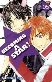 Cover Becoming a Star #5 oleh