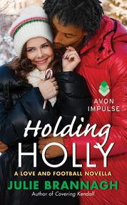 Holding Holly by Julie Brannagh Cover