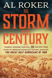 The Storm of the Century by Al Roker Cover