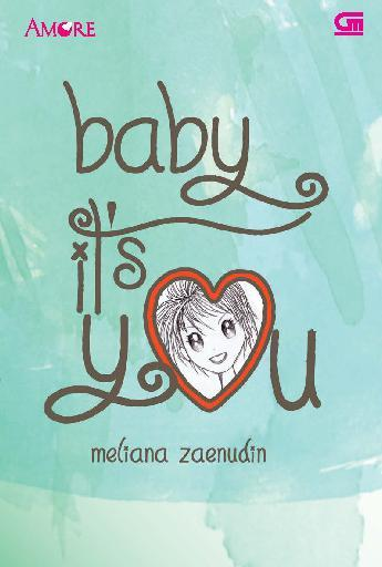 Amore: Baby It's You by Meliana Zaenudin Digital Book