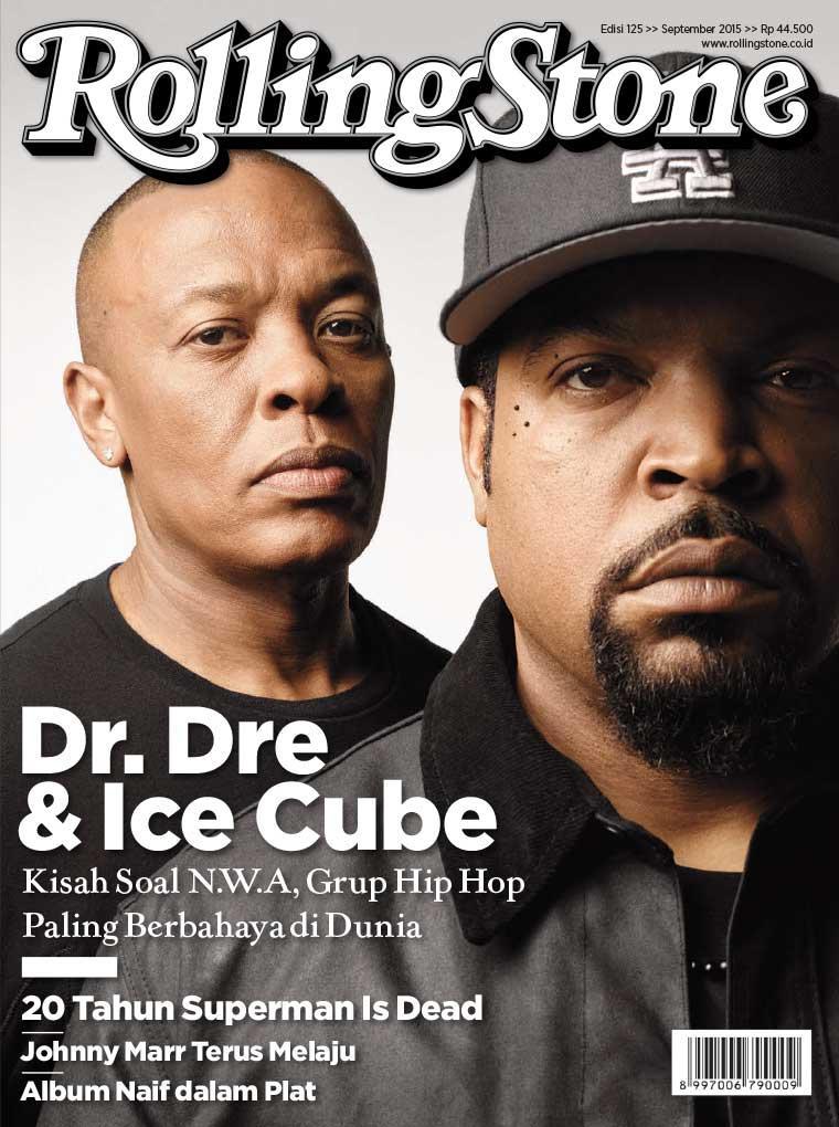 Majalah Digital Rolling Stone September 2015