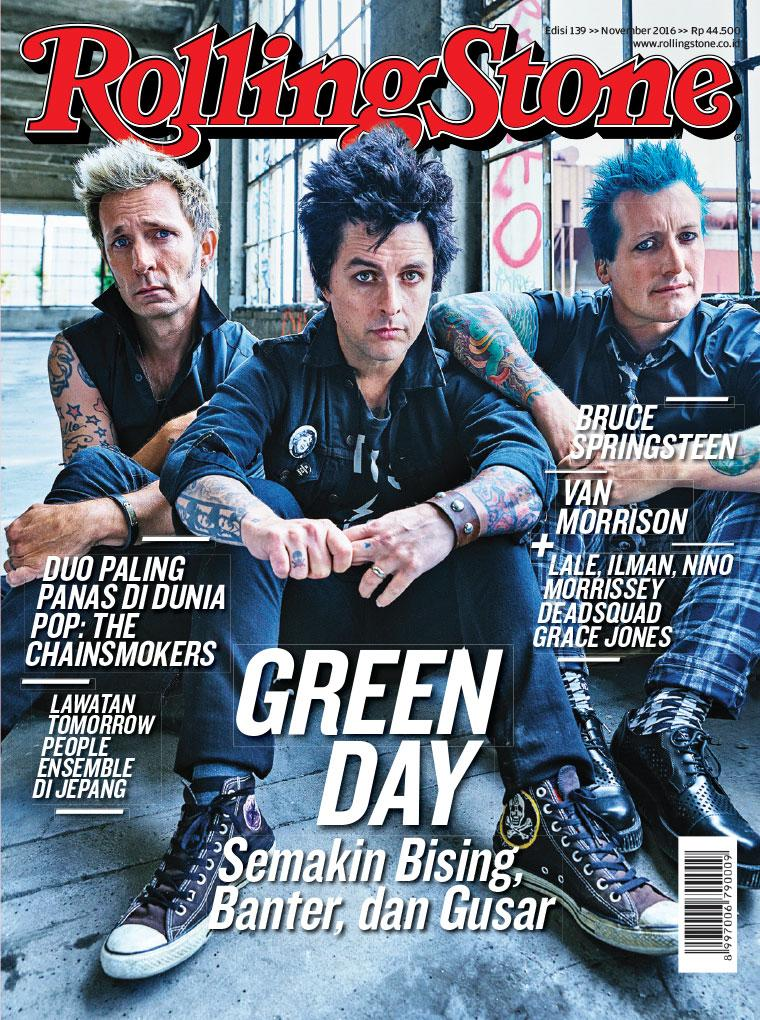 Majalah Digital Rolling Stone November 2016