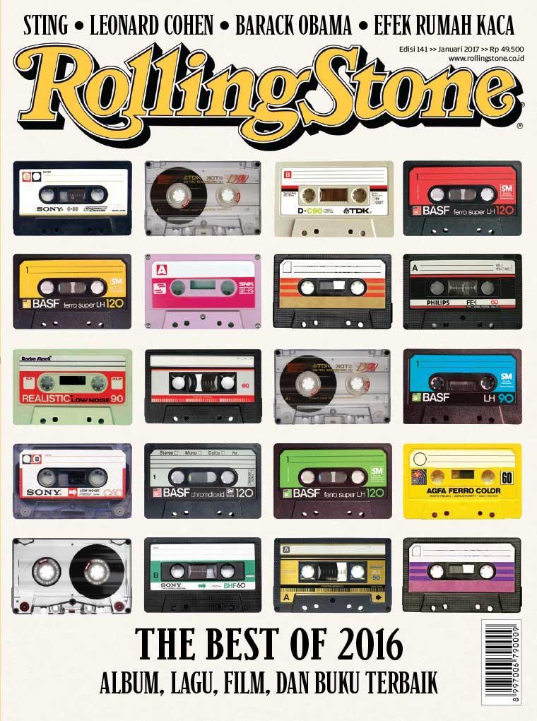 Majalah Digital Rolling Stone Januari 2017