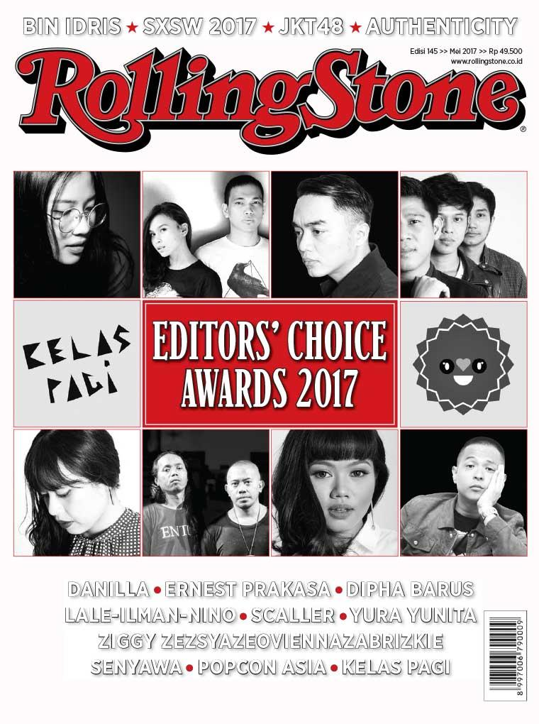 Majalah Digital Rolling Stone Mei 2017