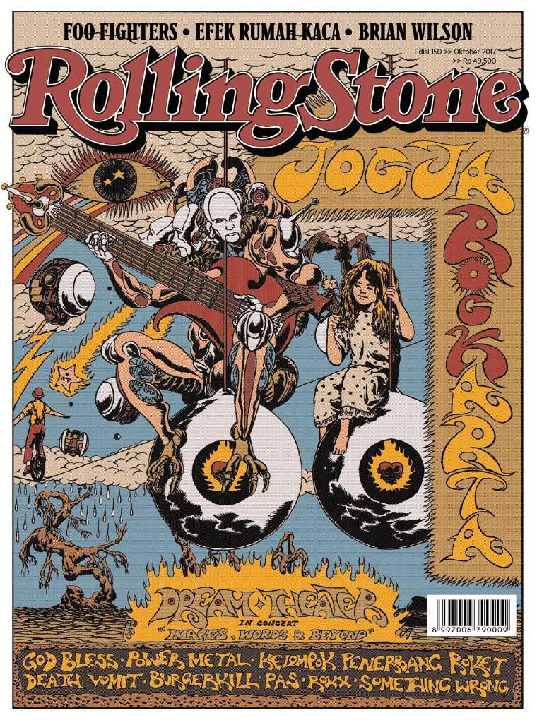 Majalah Digital Rolling Stone Oktober 2017