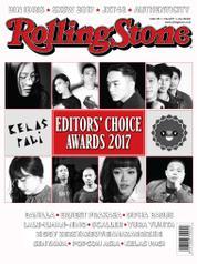 Cover Majalah Rolling Stone Mei 2017