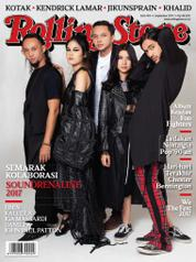 Cover Majalah Rolling Stone September 2017