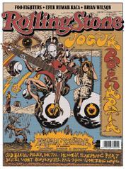 Cover Majalah Rolling Stone Oktober 2017