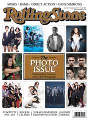 Cover Majalah Rolling Stone Desember 2017