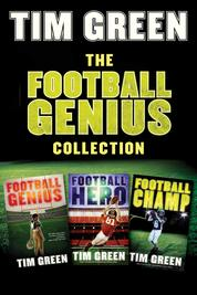 The Football Genius Collection by Tim Green Cover