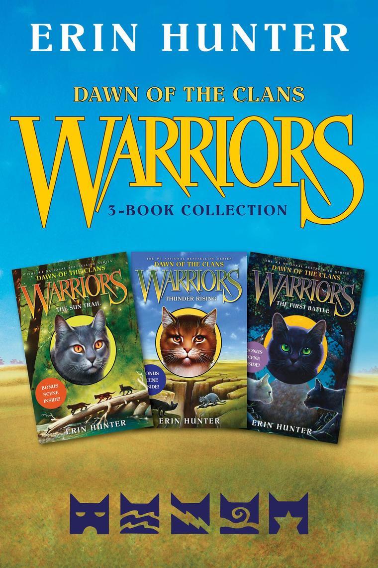 Buku Digital Warriors: Dawn of the Clans 3-Book Collection oleh Erin Hunter