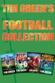 Tim Green's Football Collection by Tim Green Cover