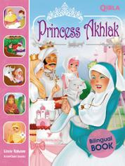 PRINCESS AKHLAK by Lisdy Rahayu Cover