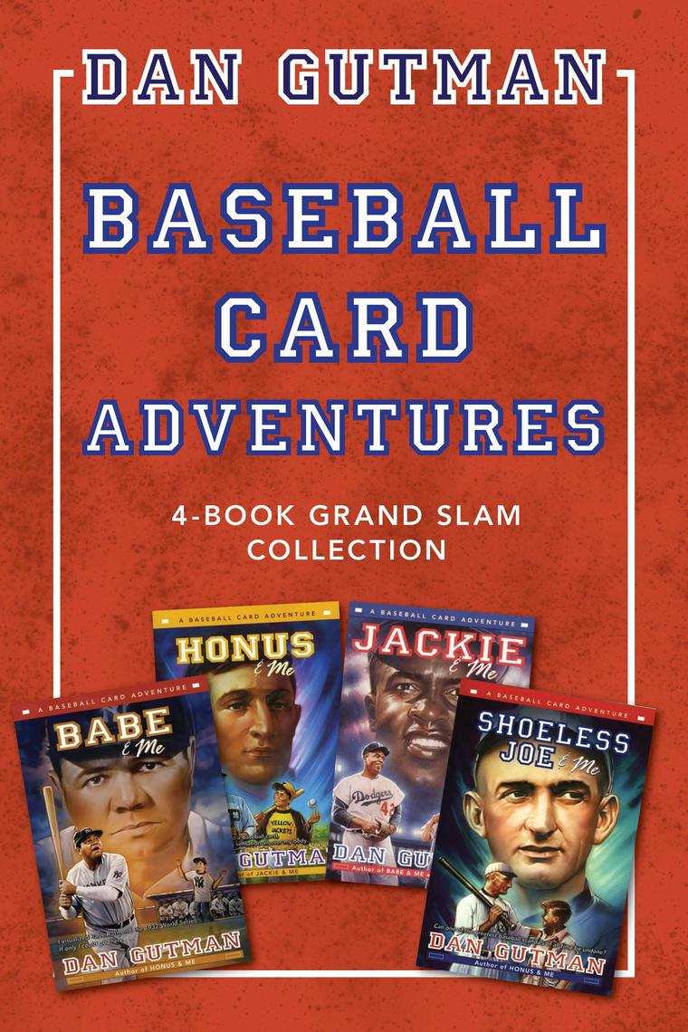 Baseball Card Adventures 4 Book Grand Slam Collection Book By Dan