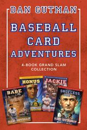 Baseball Card Adventures: 4-Book Grand Slam Collection by Dan Gutman Cover