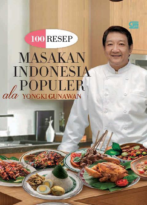Jual Buku  Resep Masakan Indonesia Populer Ala Yongki Gunawan Oleh Yongki Gunawan