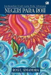 Cover Negeri Para Roh oleh Rosi L. Simamora