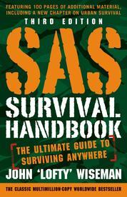 SAS Survival Handbook, Third Edition by John 'Lofty' Wiseman Cover
