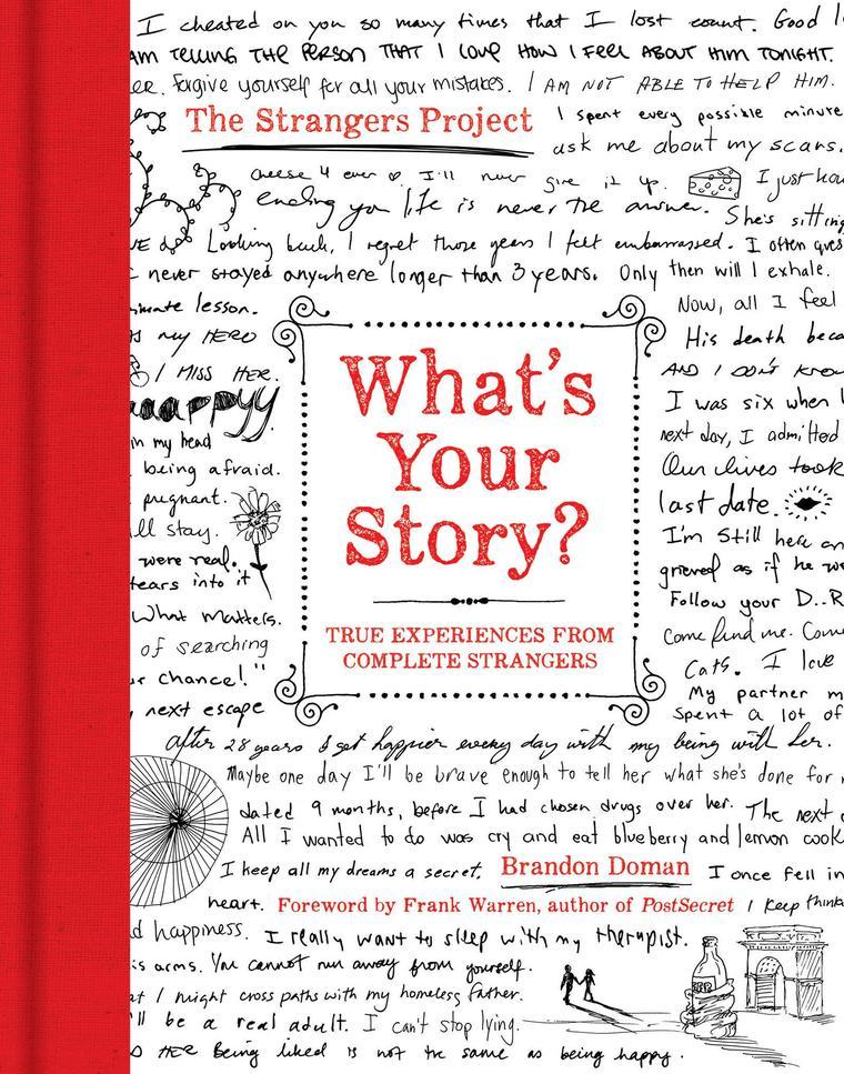 Buku Digital What's Your Story? oleh Brandon Doman