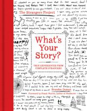 Cover What's Your Story? oleh Brandon Doman