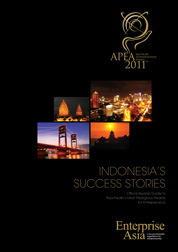 Cover Indonesia's Success Story oleh AIC