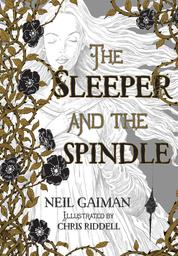 Cover The Sleeper and the Spindle oleh Neil Gaiman
