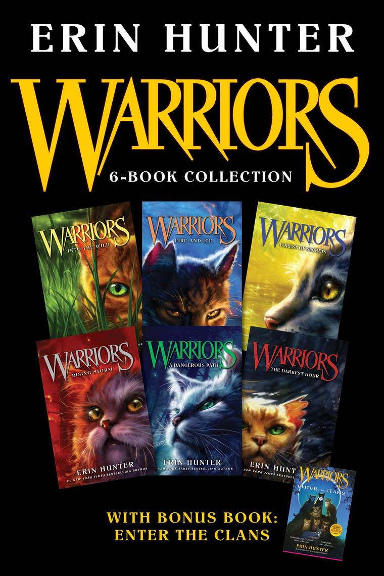 Buku Digital Warriors 6-Book Collection with Bonus Book: Enter the Clans oleh Erin Hunter