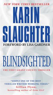 Blindsighted by Karin Slaughter Cover
