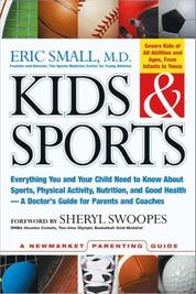 Kids & Sports by Eric Small Cover