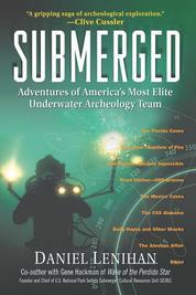 Submerged by Daniel Lenihan Cover