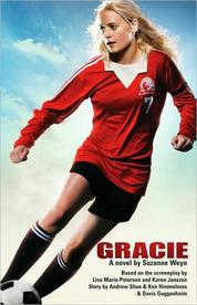 Gracie by Suzanne Weyn Cover