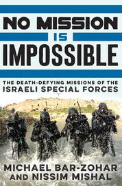 No Mission Is Impossible by Michael Bar-Zohar Cover
