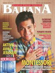 BAHANA Magazine Cover September 2017