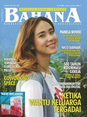 BAHANA Magazine Cover October 2017