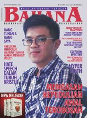 BAHANA Magazine Cover November 2017