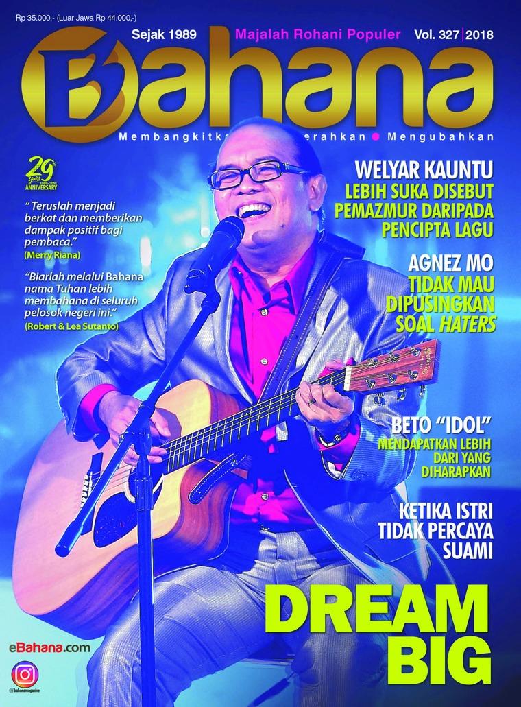 Majalah Digital BAHANA Juli 2018
