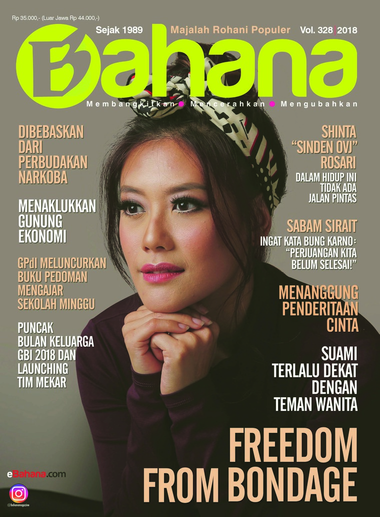 BAHANA Digital Magazine August 2018