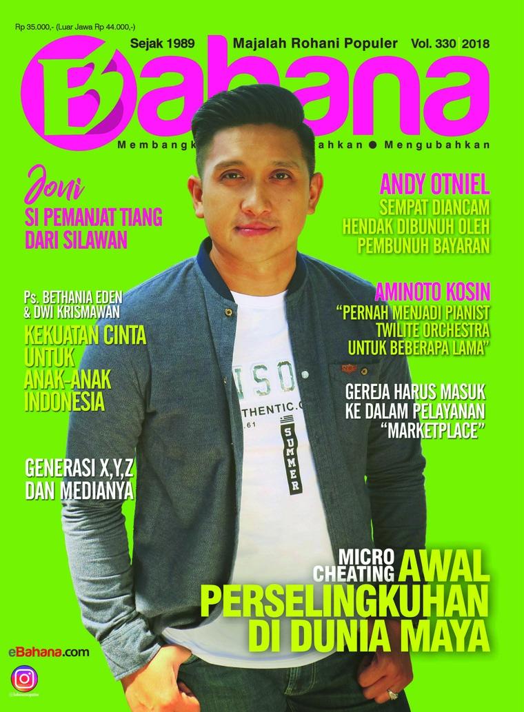 Majalah Digital BAHANA Oktober 2018
