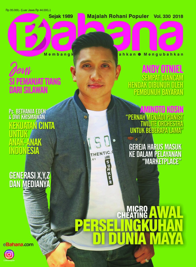 BAHANA Digital Magazine October 2018