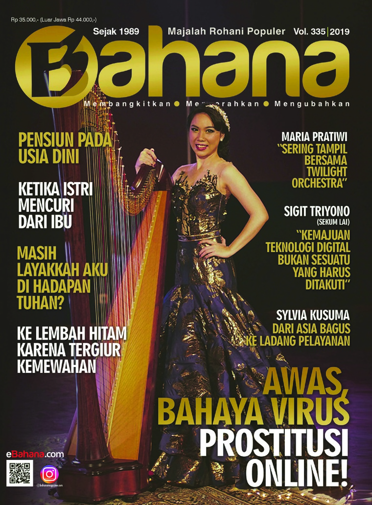 BAHANA Digital Magazine March 2019