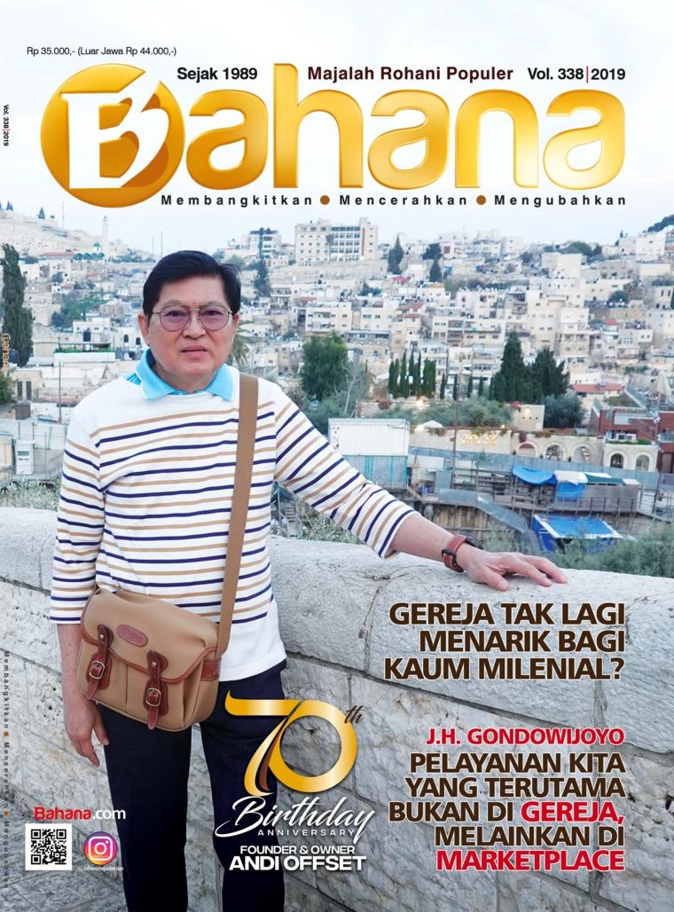 Majalah Digital BAHANA Juni 2019
