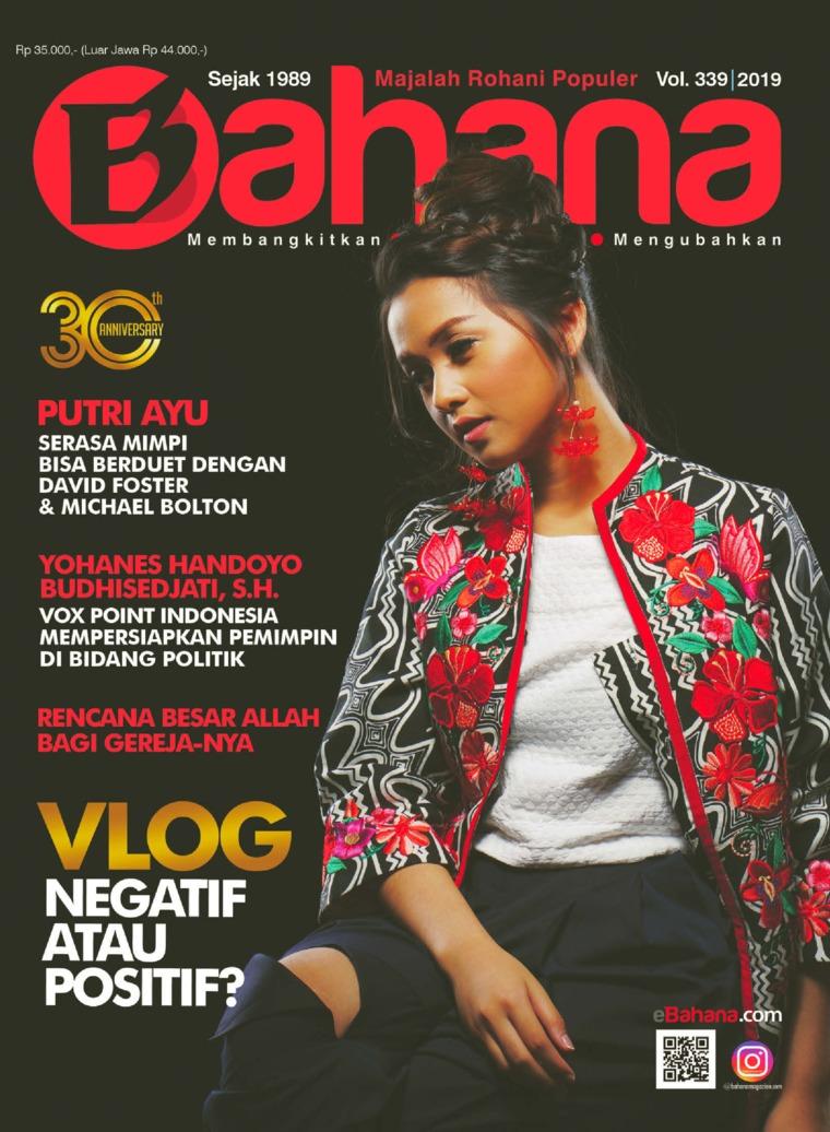 BAHANA Digital Magazine July 2019