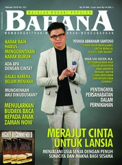BAHANA Magazine Cover
