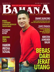 BAHANA Magazine Cover March 2018