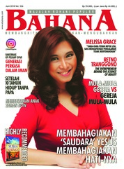 BAHANA Magazine Cover June 2018