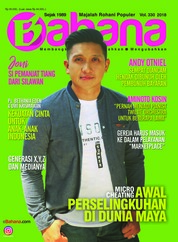 Cover Majalah BAHANA Oktober 2018