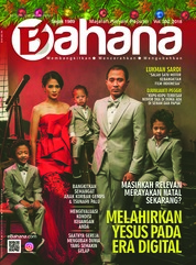 BAHANA Magazine Cover December 2018