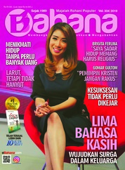 BAHANA Magazine Cover February 2019