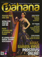 BAHANA Magazine Cover March 2019